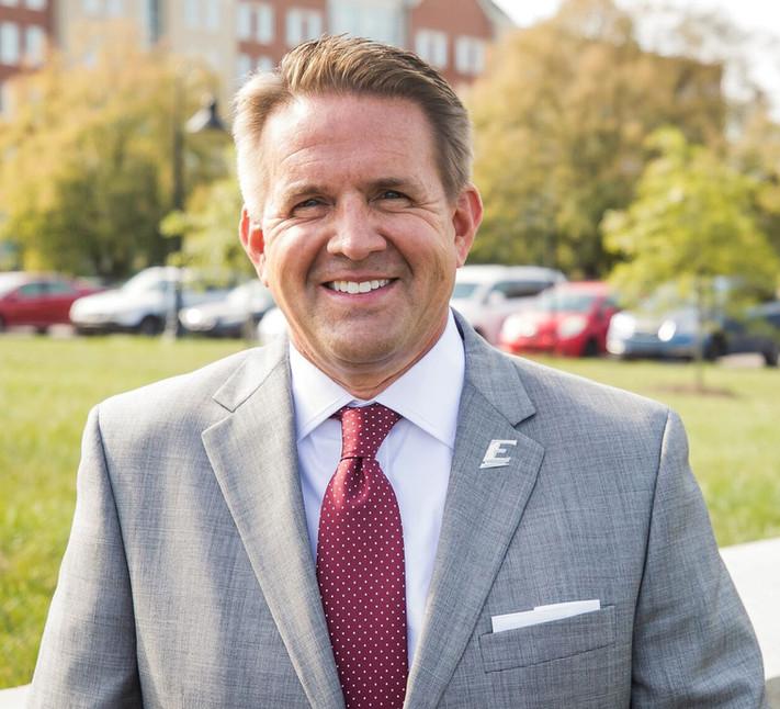Board concludes presidential search: Michael Benson to begin next semester as CCU's third president