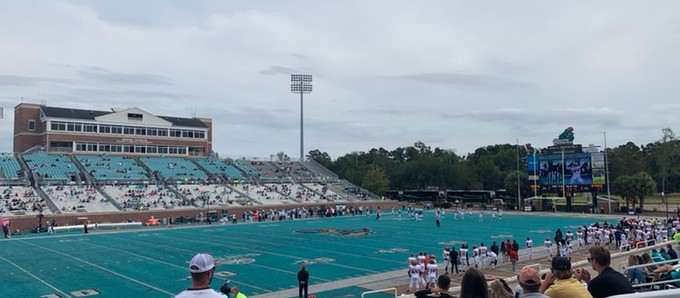 Chanticleers beat Arkansas State in second home game of season