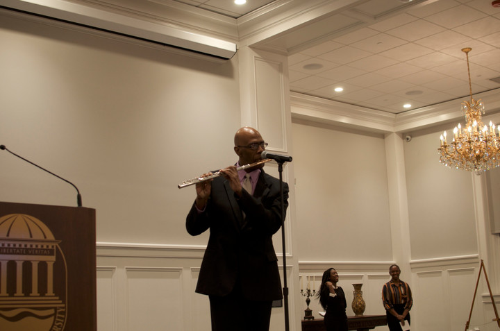 MLK Day celebration was expanded and extended to a week at CCU