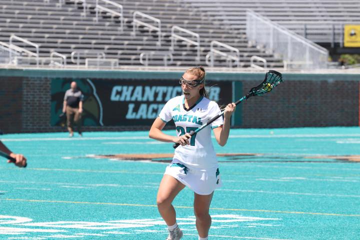 CCU women's lacrosse begins with winning streak