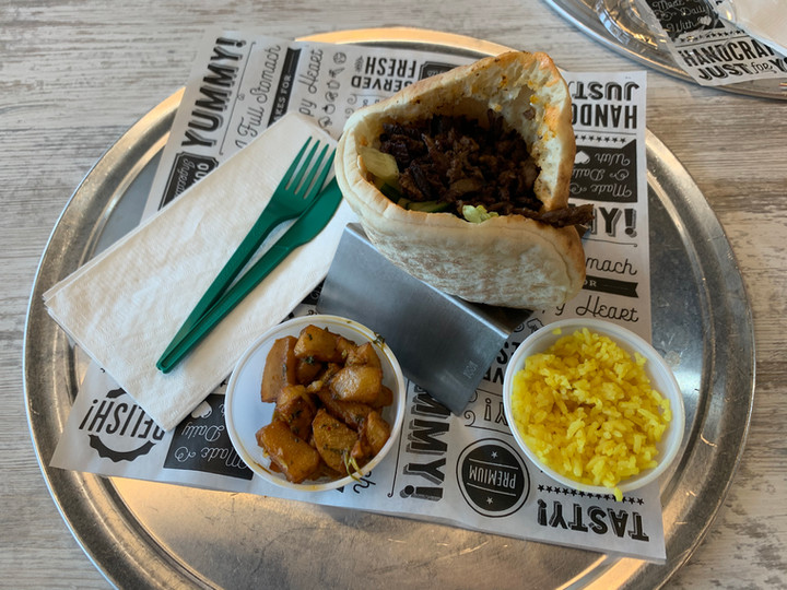 Top Pita: you need to try this Mediterranean street food