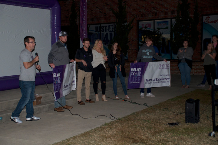 Colleges Against Cancer announces the 2020 Relay for Life theme on campus