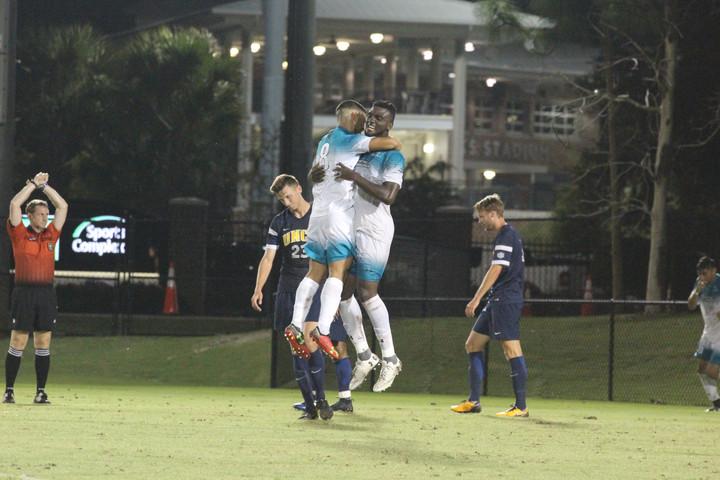 Coastal men's soccer gets back to winning ways