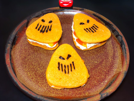 Cozy Cone Cookies!
