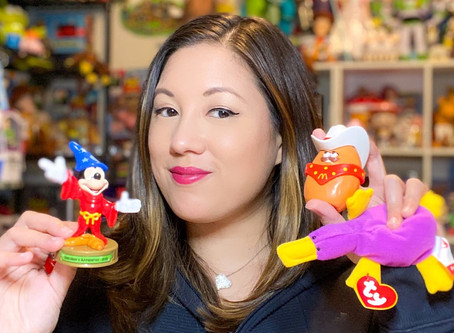 Video: McDonald's Surprise Happy Meal! Iconic Toys from 40 Years of Happy Meals!