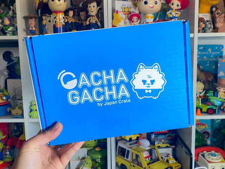 Gacha Gacha by Japan Crate!
