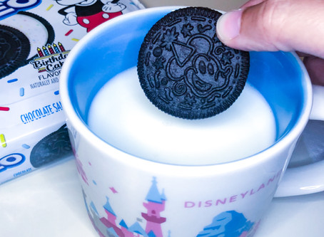 Mickey's Birthday Oreos!