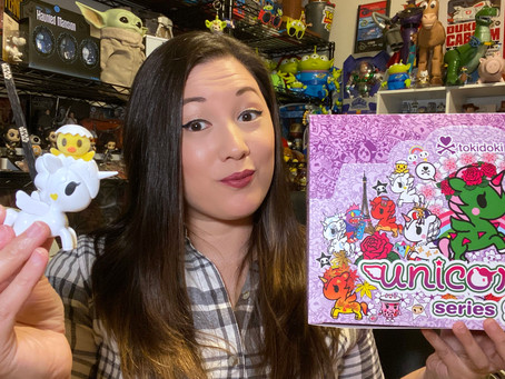 Video: Tokidoki Unicorno Series 9!