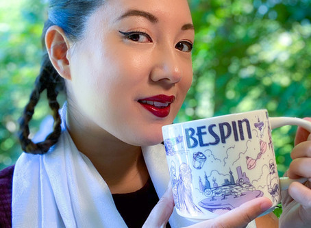 Bespin Leia Disneybound & Mug Giveaway!
