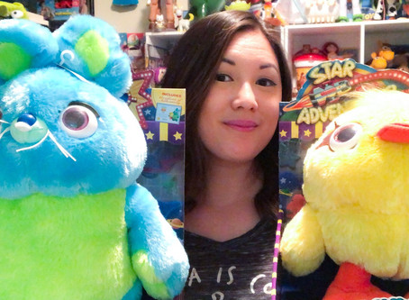 Toy Story Signature Collection Ducky & Bunny Unboxing Video!