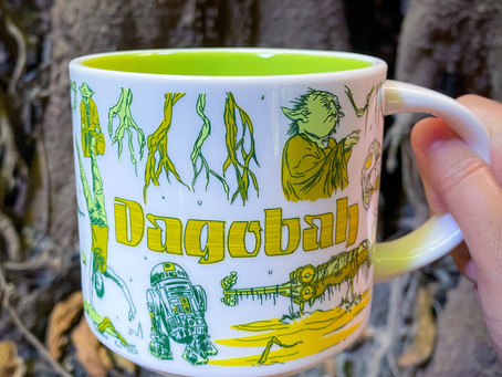 Dagobah Mug Giveaway!