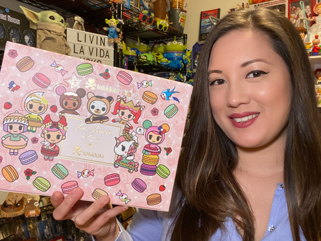 Video: Ladurée x Tokidoki Blind Boxes!