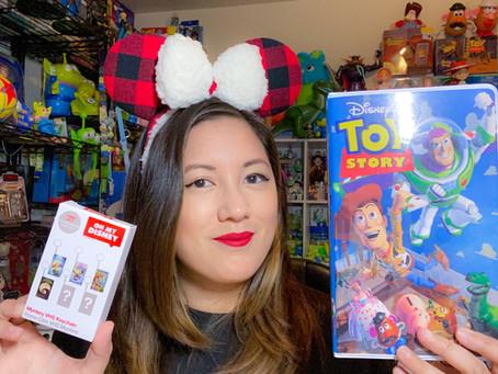 Video: Disney Store VHS Case Merchandise!