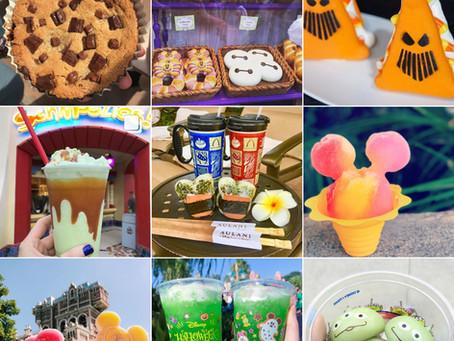 Tips for Maximum Disney Treats Eating