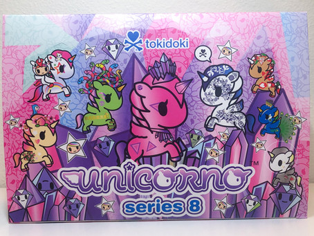 Video: Tokidoki Unicorno Series 8!