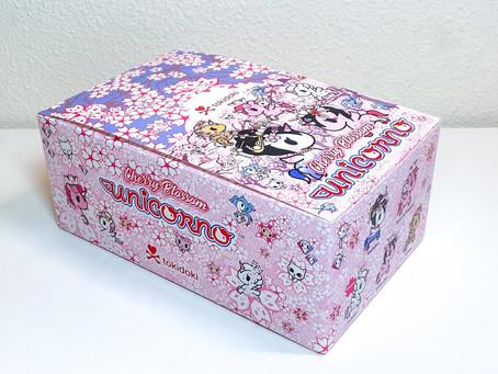 Video: Tokidoki Cherry Blossom Unicornos!