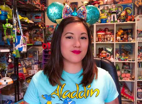 Aladdin & Jasmine QPosket Petit Unboxing Video!