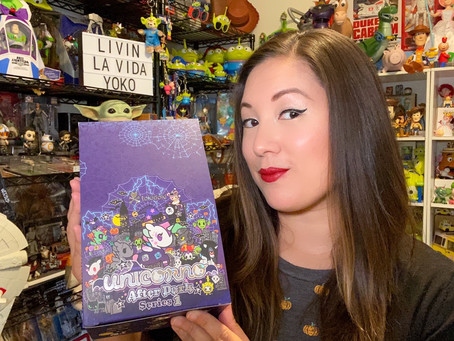 Video: Tokidoki Unicorno After Dark Series 1!