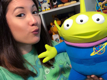 Toy Story 4 Hot Wheels, Thinkway Toys Space Alien & Mattel Tinny Action Figure Unboxing Video!