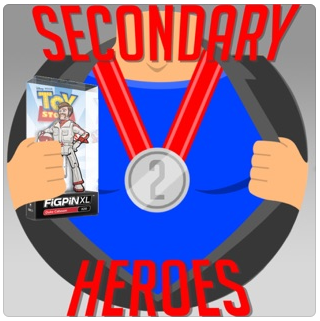 Podcast: Secondary Heroes!