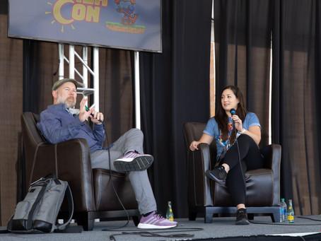 Chris Sabat Panel at WA Summer Con!