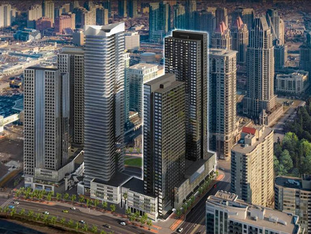 Condominiums at Square One District