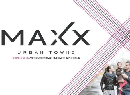 MAXX URBAN TOWN