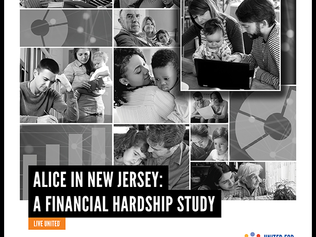 2020 ALICE Report For New Jersey Released