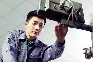 Asian Man Factory