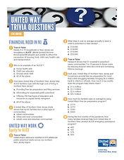 20 UW ALICE Trivia Questions