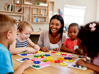 The Impact of COVID-19 on Child Care