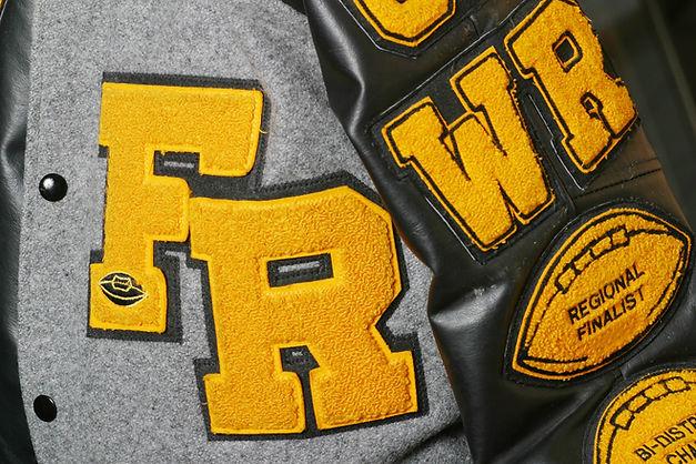 Varsity Letters Jacket