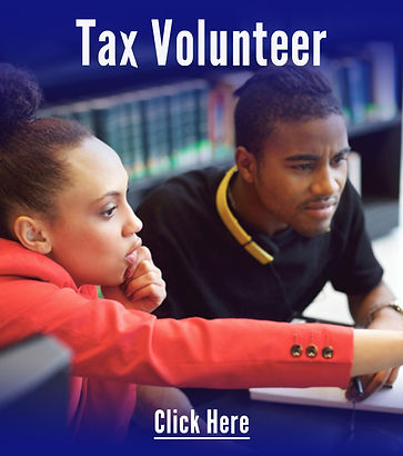 Square Button Tax Volunteer