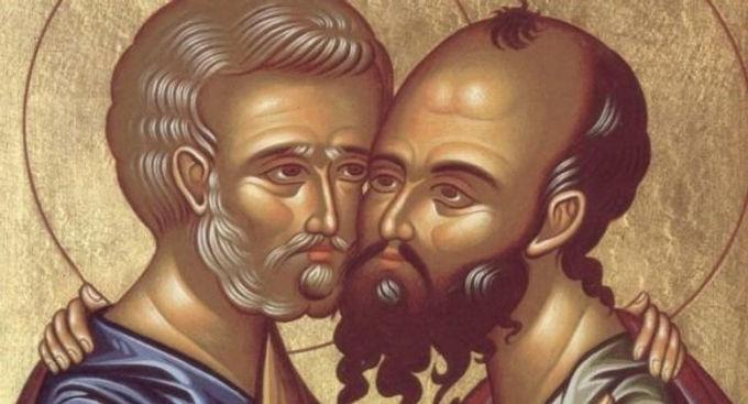 Apóstoles Pedro y Pablo, pilares de la fe