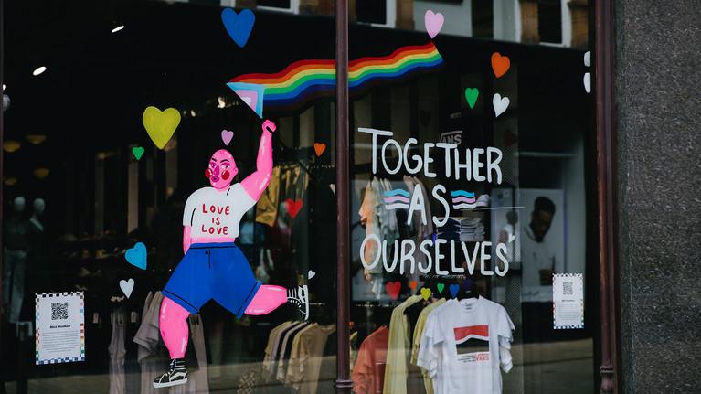 Vans® Pride Campaign