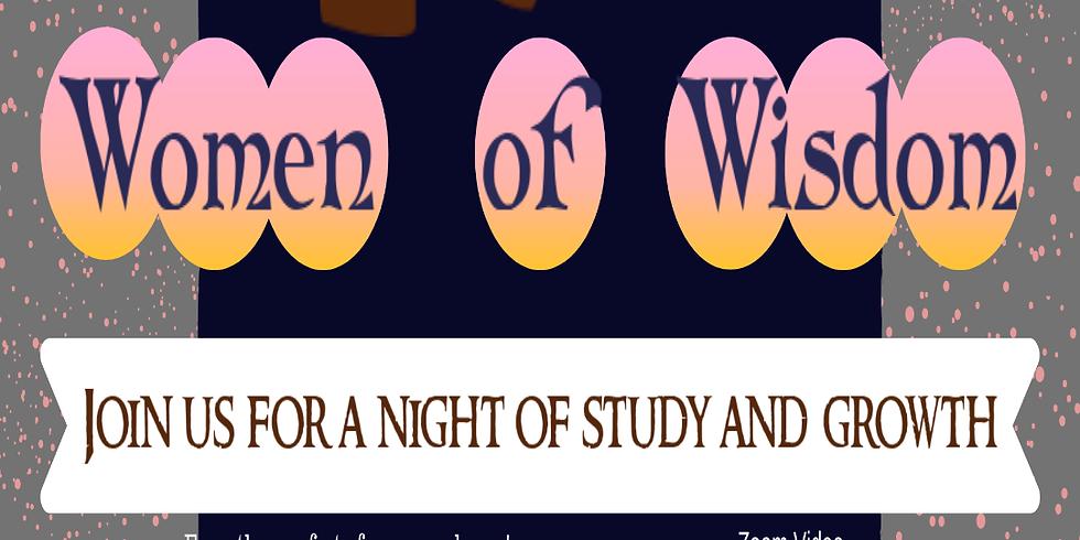 Women of Wisdom 1-25