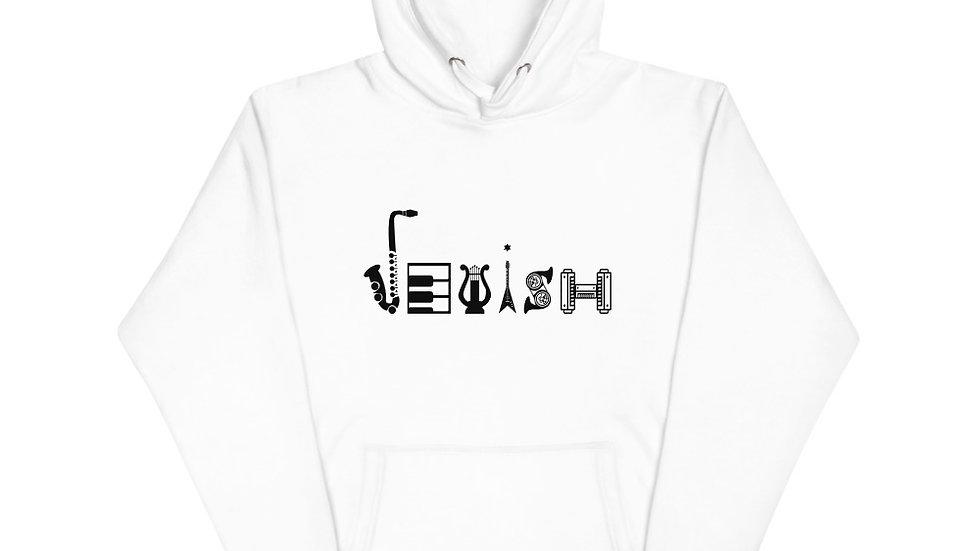 Jewish Music Hoodie