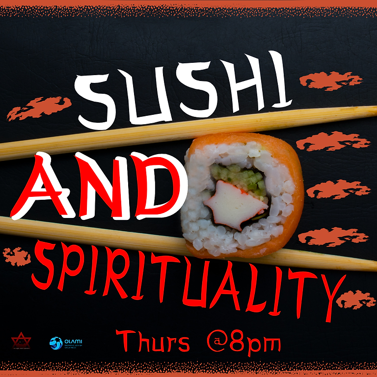 Sushi and Spirituality