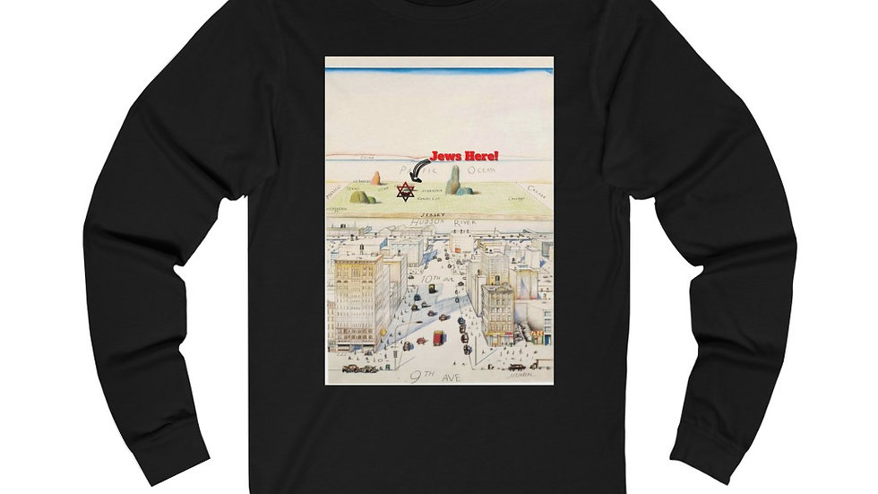 Jews in Vegas - Long Sleeve