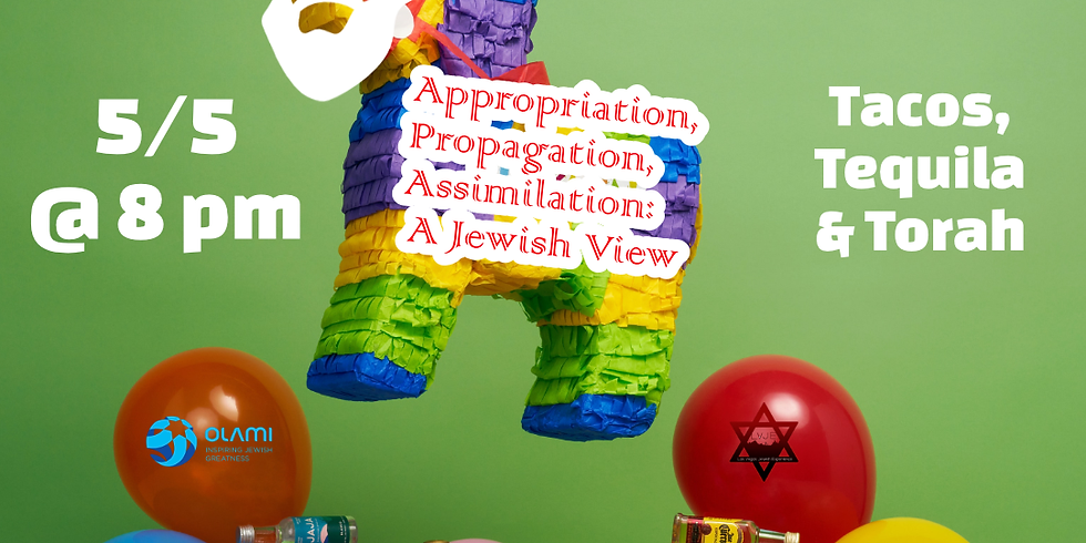 Appropriation, Propagation, and Assimilation: A Jewish View