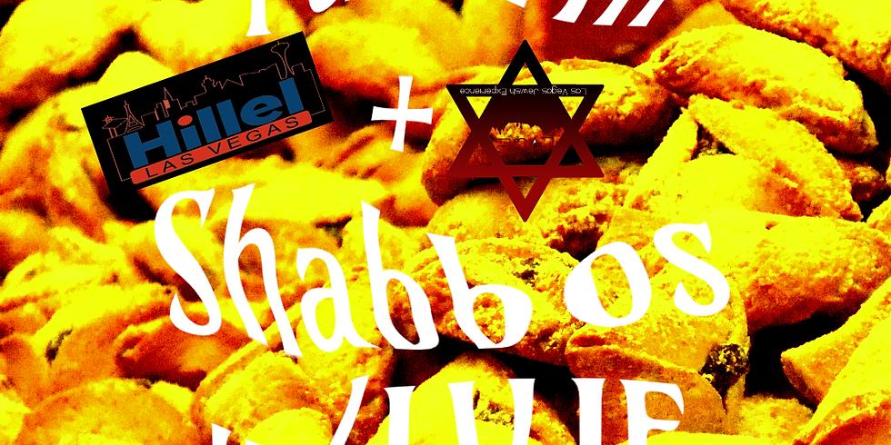 Purim and Shabbos Box
