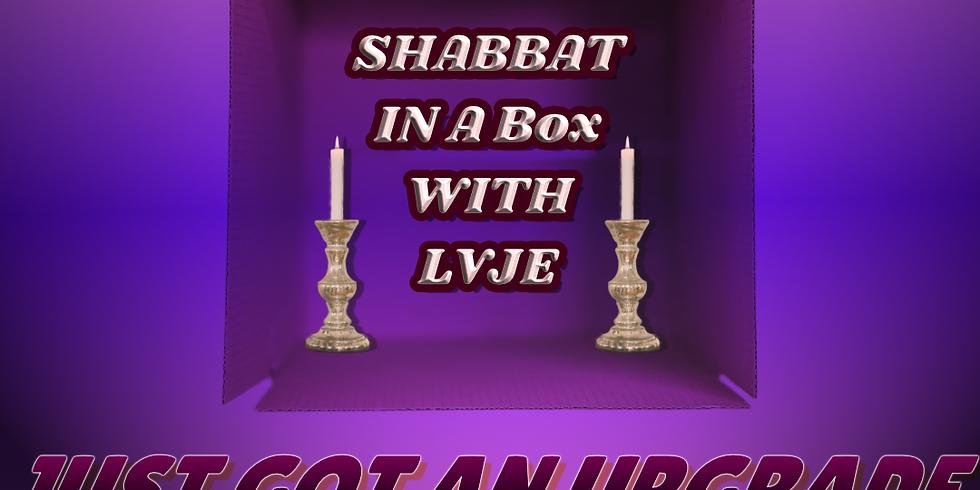 Chinese Shabbat w/LVJE Bo