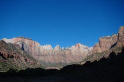 Utah Zion park