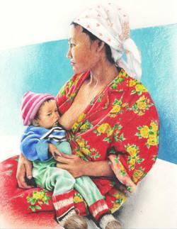 Maternité, Maternity