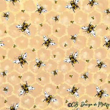 bee Geometrique pour motif.png