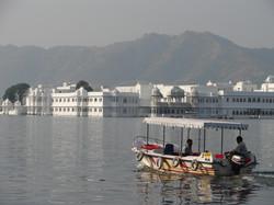 Inde Rajasthan Lake Palace Udaipur