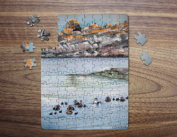 eiders puzzle