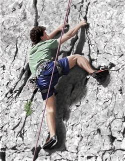 Escaladeur, climbing