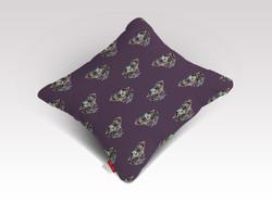 pillow grenouille2