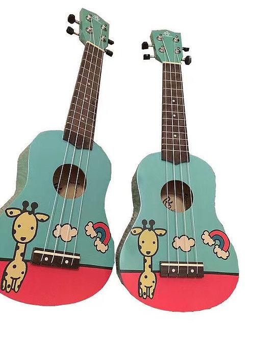 kids ukulele carton 3rd